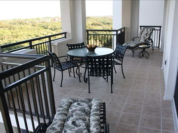 Main Balcony off Living Room