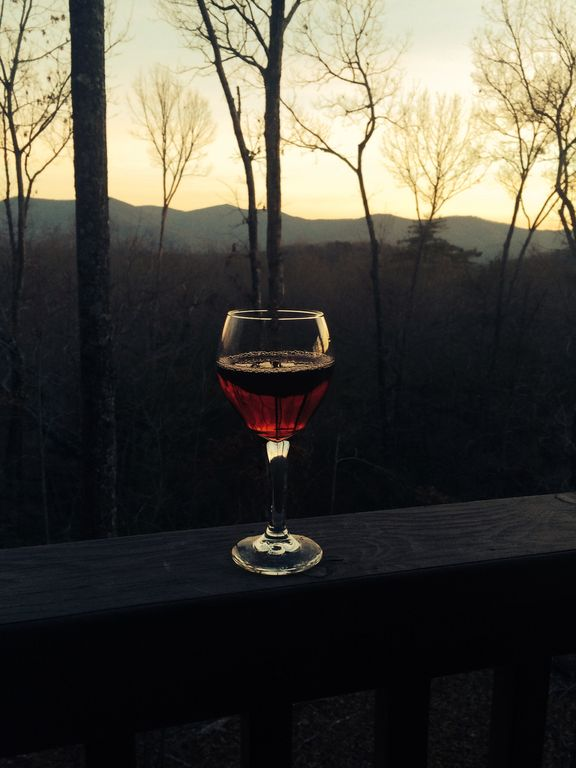 Relax and Un-Wine-D With A Gorgeous View