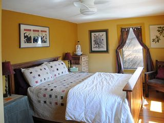Tannersville farmhouse photo - Master Bedroom 2.