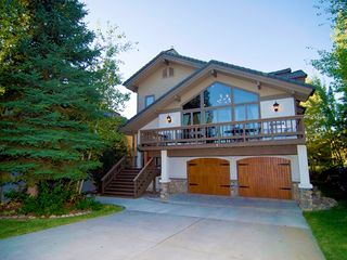 Steamboat Springs house photo - Summer Front Entry