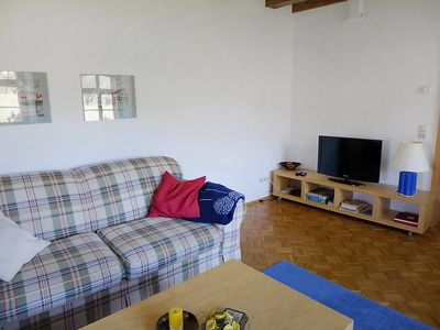 Apartment in Ilmtal with Parking, Garden, Washing machine (86555)