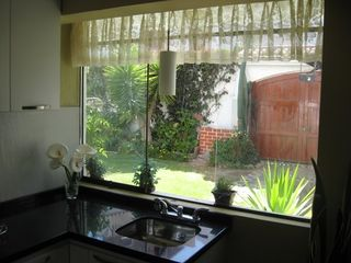 Arequipa apartment photo - Kitchen overlooking the courtyard.