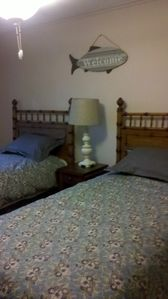 twin beds/ 1st floor