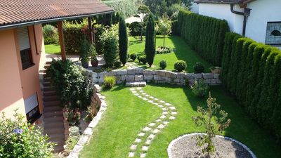 Comfortable apartment in the hinterland of Lake Constance. So you can live!