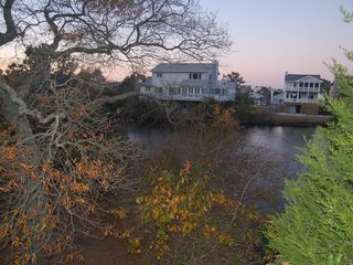 Bethany Beach house photo - View from the deck to the water - WOW!