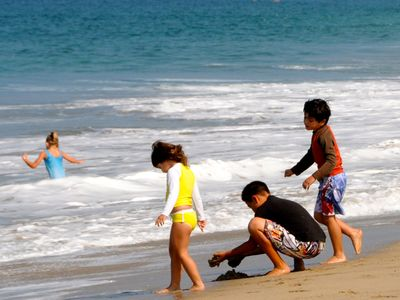 Family fun and kids friendly beaches!