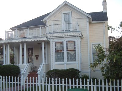 Pacific Grove house rental - Beautiful Historic Victorian