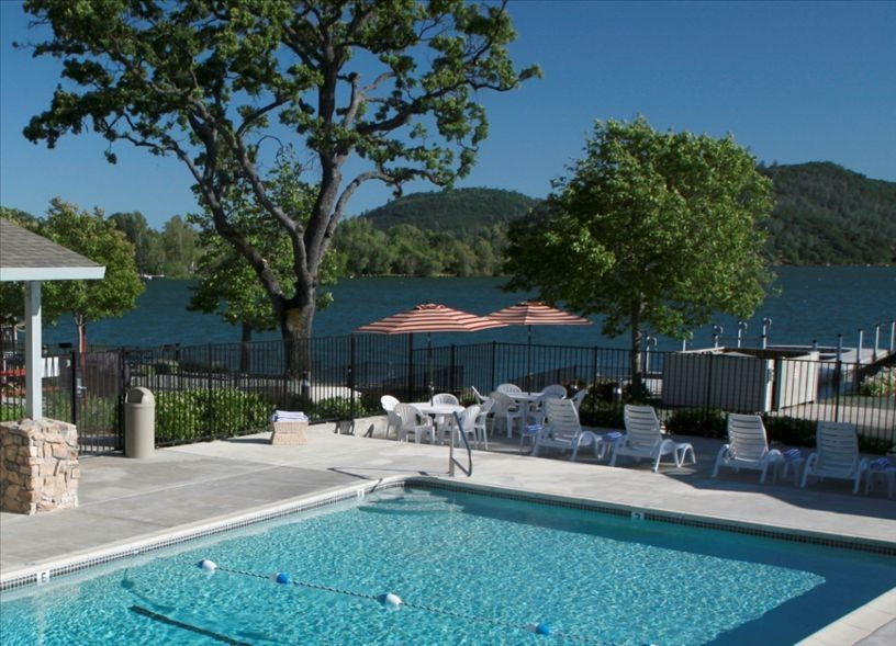 Lakefront Cottage With Swimming Pool Boat Vrbo