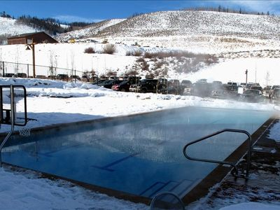Community Pool at SolVista Base Camp One.