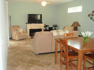 New Smyrna Beach house photo - Family Room and Great Room