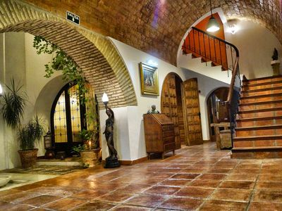 In the heart of Andalusia, ideal for families, wifi, pool, French billiards