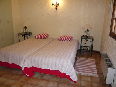 Lorgues villa rental - Bedroom 1st Floor