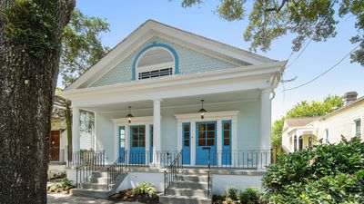 Brand New Spacious Mid City Home