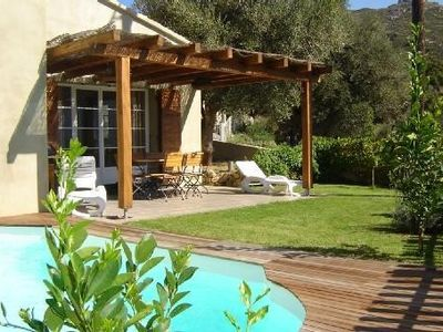 Charming 4-star villa with private pool close to Calvi, Haute Corse