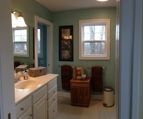 Saugatuck / Douglas house photo - Master Bathroom