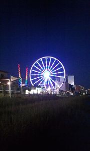 Don't miss the sky wheel!