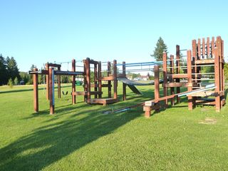 Twin Lakes condo photo - Children's play area near the clubhouse.