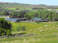 Brownrigg Lodges - ideal for groups family gatherings Pet friendly games hall