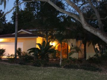 Sarasota house rental - Sunset
