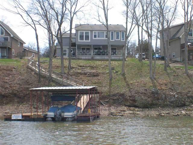 Lake of the Ozarks Cape Cod Lakefront Home
