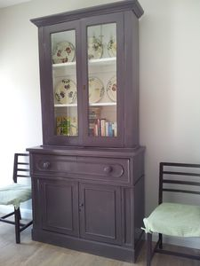 A dresser in the Hall