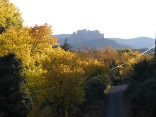 Sedona house photo - Cathredral Rock from your Backyard