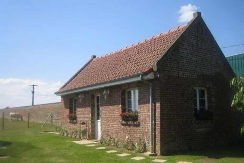 '' At the henhouse '' Somme Bay Near (cottage rental: cap 4 pers.).
