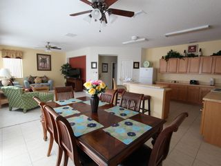 Legacy Park house photo - Dinning and kitchen