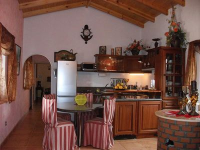 Buen Paso chateau / country house rental