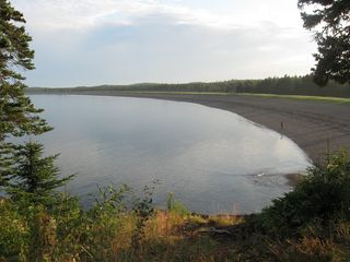 Lubec cottage photo - Beach on Campobello Island, NB Canada