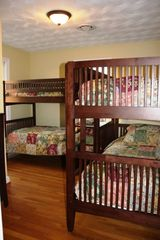Harpers Ferry house photo - Kids bedroom with 2 bunk beds