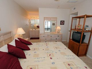 Surf City condo photo - Queen Master Bedroom