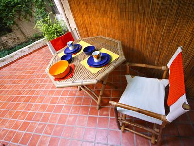 A beautiful apartment with a pleasant garden, rare in Venice!