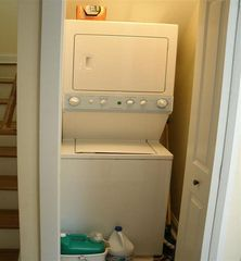 New Buffalo cottage photo - Laundry Closet