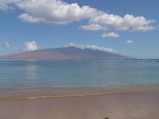 Kihei condo photo - Oceanfront Property