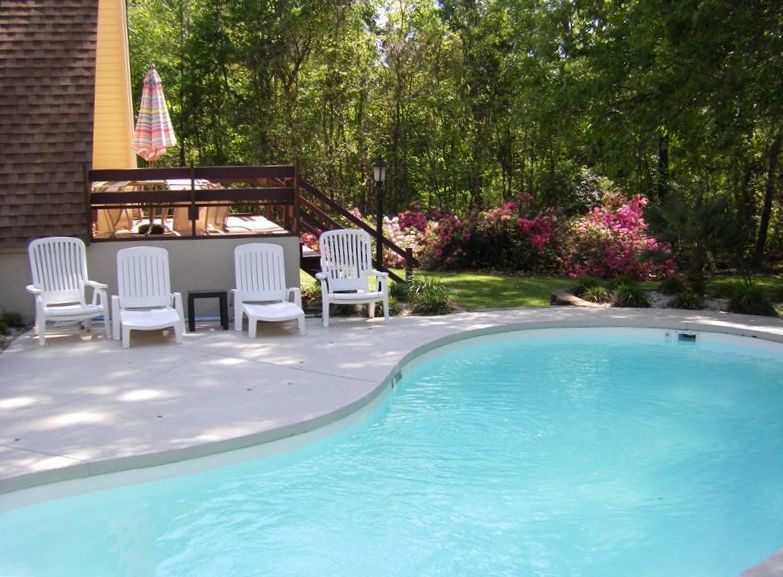 Lake Marion Waterfront House W Private Pool Vrbo