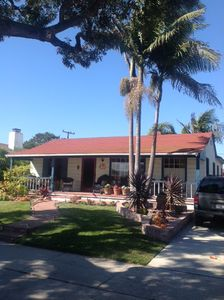 Redondo Beach house rental - Front Yard View