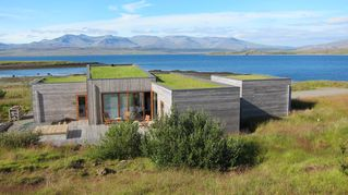 Northwest Iceland house photo