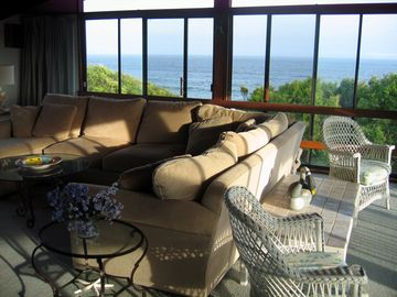 Westerly house rental - Living room view