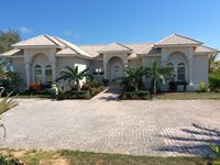 Luxury home with spectacular ocean views on your own private beach.