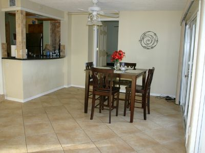 Boca Raton house rental - living