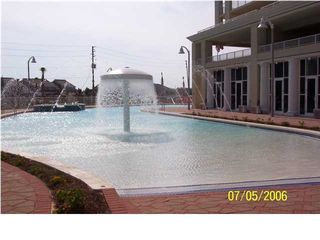 Destin condo photo - Pool with Mushroom & Zero Entry is below Balcony