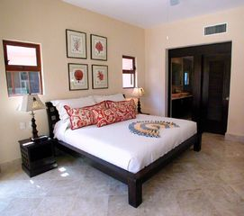 Playa del Carmen condo photo - Large Private Master Suite