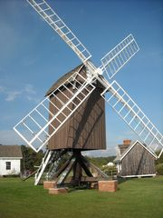 Cambridge house photo - Nearby Historic Spocott Windmill