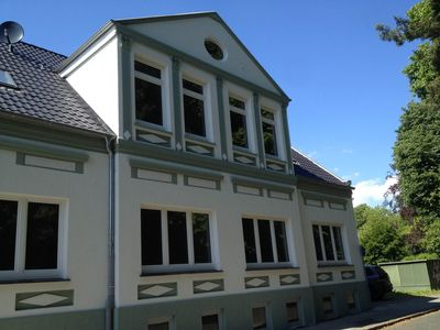 Modernised Old Town villa in the center of Jever, in a quiet location on the Fußgängerz.