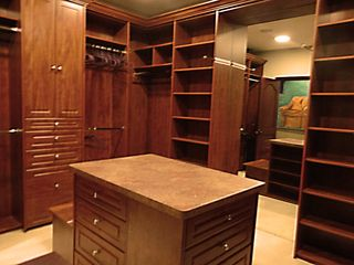 Scottsdale house photo - huge walk-in master closet