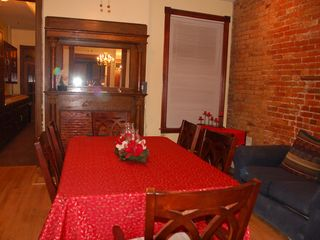 Eckington townhome photo - Dining room.