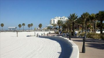 Walk the beach or the brand new Beach Walk just across the street from the Condo