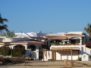 Front View of Villa - Casa Las Terrazas. Garage with additional 2 car parking. - Cabo San Lucas villa vacation rental photo