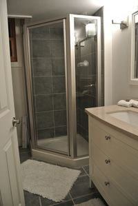 Harbor Springs house rental - Lower Level Bathroom